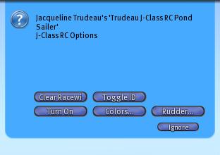 J-Class RC Options